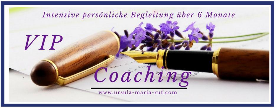 VIP Coaching Schreibe das Drehbuch Deines Lebens neu